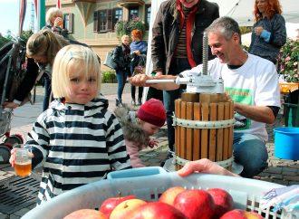 Apfelfest: Erlebnis für die ganze Familie